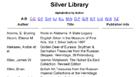 Silver Library